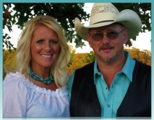 Todd & Melissa Stiffler on our wedding day