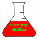 Chemistry:  4th Hour
