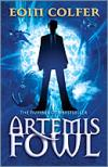Image that corresponds to Artemis Fowl series, by Eoin Colfer