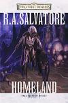 Image that corresponds to Forgotten Realms: Legend of Drizzt, by R. A. Salvatore