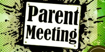 Volleyball and Football parent meeting