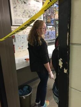 Crime Scene Investigation 2017