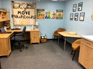 Mrs. Mileham's Counseling Office