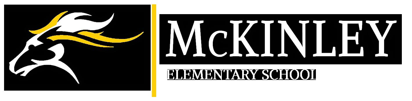 Mckinley Elementary Logo