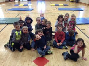 Kindergarten Physical Education