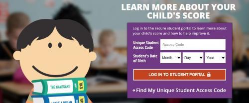 TEA STAAR Testing Scores Parent Portal