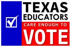 Texas Educators Care Enough to Vote