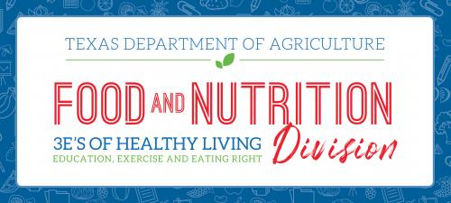 TDA Food and Nutrition 3E's of Health Living
