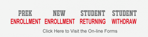 Student Enrollment or Withdraw
