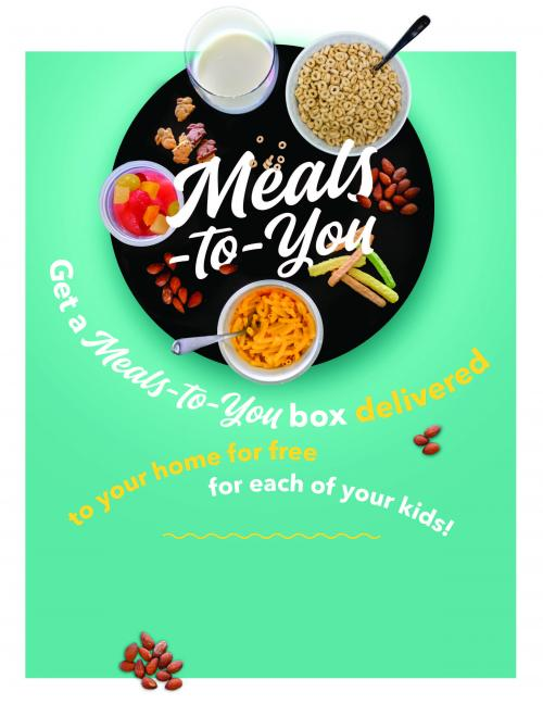 Meals-to-You Flyer page 1