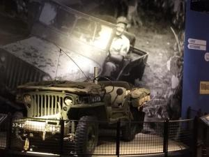 Exhibit in the War in the Pacific Museum - Fredericksburg, Tx