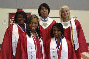 2012 Class Officers