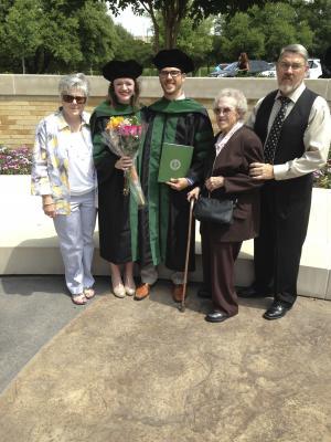 Graduation from TCOM