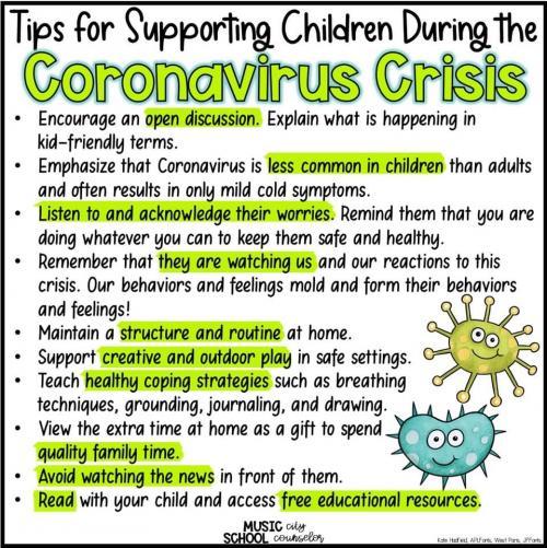 Coronavirus Crisis Support