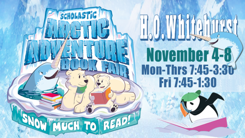Artic Adventure Book Fair