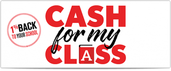 Cash for my Class