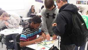 9th Grade PreAP World Geography 3D Map Construction