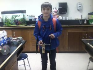 7th Grade Advanced Science Mousetrap Car Project