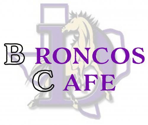 Broncos Cafe Online Order Form