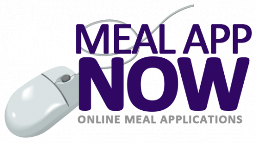 free and reduced meal application picture link