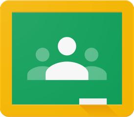 google classrooms button