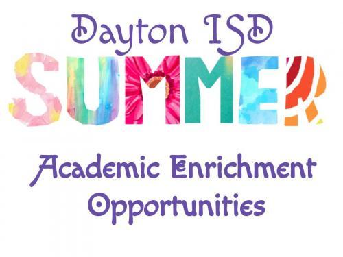 summer academics