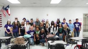 Seniors 2016 2nd period