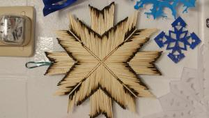 1st place Snowflake Competition 2014-2015