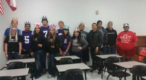 Seniors! 7th period 2014-2015