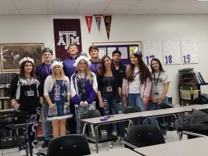 2019-2020 -- 5th Period English IV