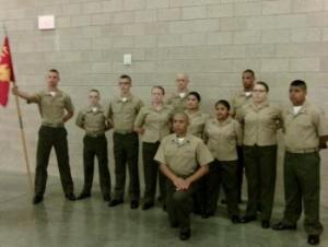 Regional Drill Meet Irving Texas