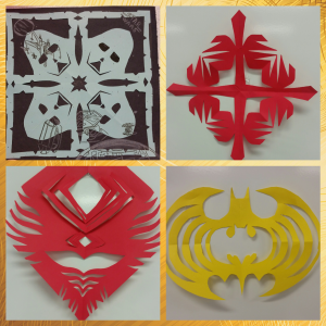 Snowflake competition 2015-2016:  Some of my favorites!