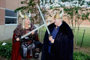 2017-18 Vikings - Introduction of Beowulf
