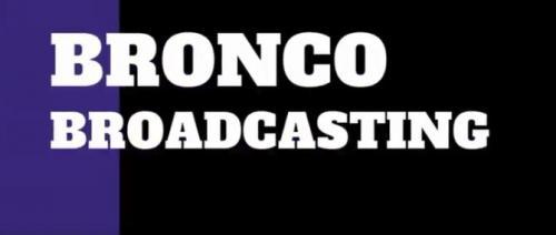 bronco broadcasting