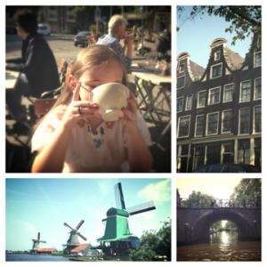 We visited Amsterdam several times.  I found that it is one of my most favorite places in the world.