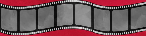 Movie Reel - Hollywood Theme