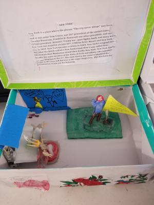 6th Grade Project