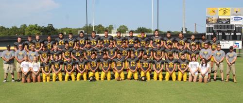 2018-2019 Football Team