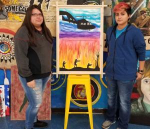 Veterans Day Art Show 2017