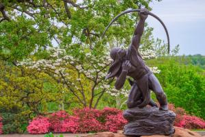 The Gilcrease Museum