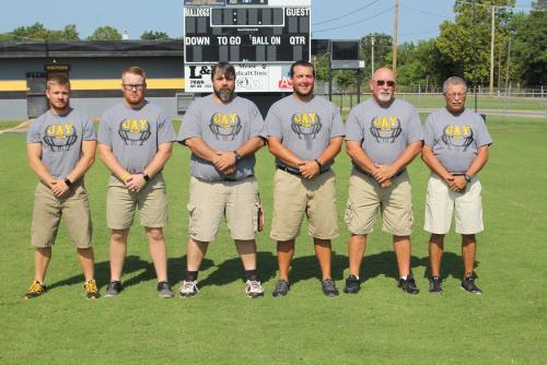 18-19 Coaching Staff