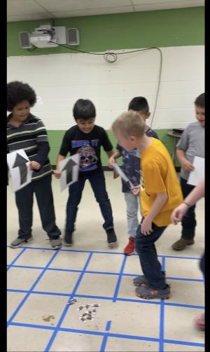 Coding Unplugged March 2020