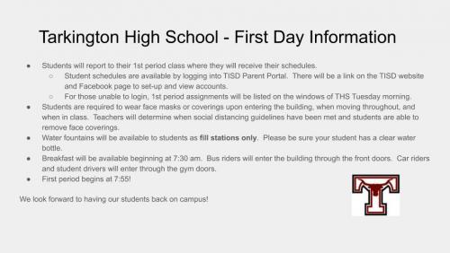 THS Info