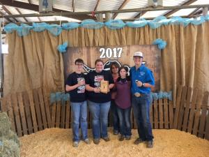 The Judging Team won 1st place. Ryan McCormick placed 3rd Overall, Cayla Godejohn 2nd Overall, Ethan Vick 9th Overall and Amy Scarborough.