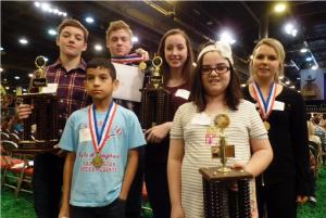 Congratulations to the Tarkington ISD art students and the success of this year's Art show, the Tarkington Art Department  was awarded the Super Show Hall of Fame award.
