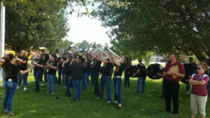 THS Thundering Horns Band