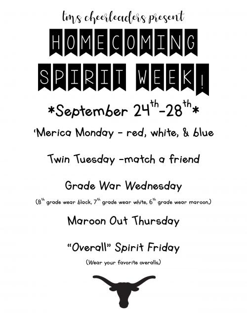 Homecoming Dress Week