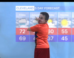 Local Weather man