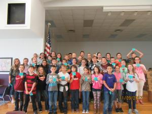 A-B Honor Roll - Second 6 Weeks