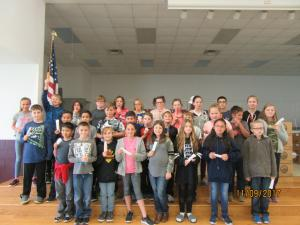 Perfect Attendance - Second 6 Weeks